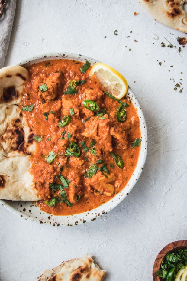 Instant Pot Butter Chicken2 - Izzah - TeaForTurmeric